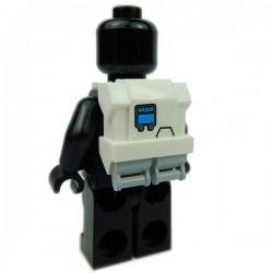 Lego Accessoires Minifig Custom CLONE ARMY CUSTOMS Commando Pack Gregor (La Petite Brique)