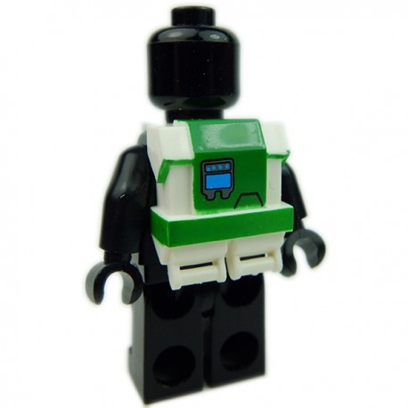 Lego Accessoires Minifig Custom CLONE ARMY CUSTOMS Commando Pack Di'Kut (La Petite Brique)