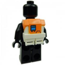 Lego Accessoires Minifig Custom CLONE ARMY CUSTOMS Commando Pack Boss (La Petite Brique)