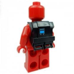 Lego Accessoires Minifig Custom CLONE ARMY CUSTOMS Commando Pack Shadow Atin (La Petite Brique)
