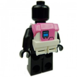 Lego Accessoires Minifig Custom CLONE ARMY CUSTOMS Commando Pack Pink (La Petite Brique)