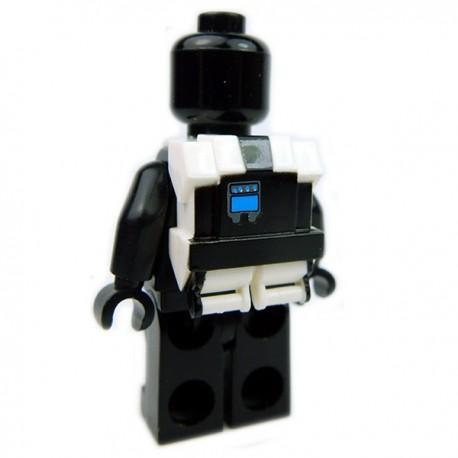 Lego Accessoires Minifig Custom CLONE ARMY CUSTOMS Commando Pack Tyto (La Petite Brique)