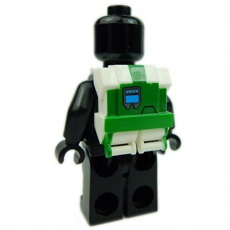 Lego Accessoires Minifig Custom CLONE ARMY CUSTOMS Commando Pack Fixer (La Petite Brique)