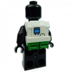 Lego Accessoires Minifig Custom CLONE ARMY CUSTOMS Commando Pack Hope Green (La Petite Brique)