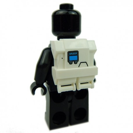 Lego Accessoires Minifig Custom CLONE ARMY CUSTOMS Commando Pack Plain (La Petite Brique)