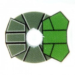 Shoulder Cloth Commander Green