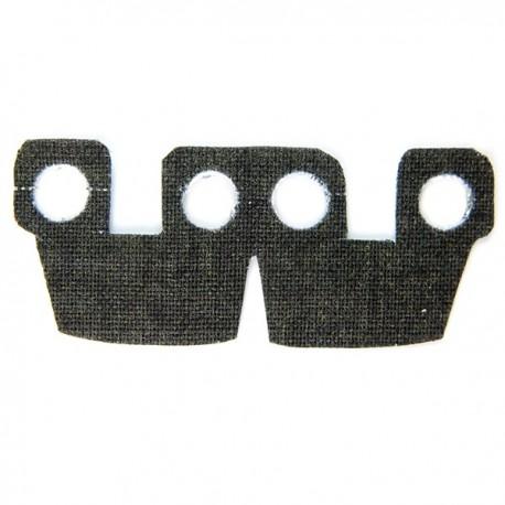 Lego Accessoires Minifig Custom CLONE ARMY CUSTOMS Waistcape Black (La Petite Brique)