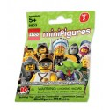 Minifigures Serie 3