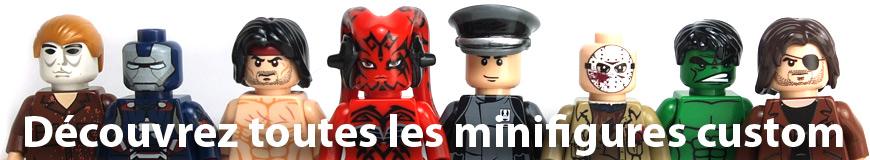 minifigures custom lego